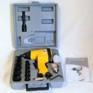 Tryckluftverktyg
