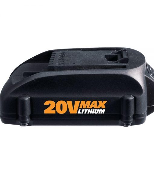 batteri worx 2,0