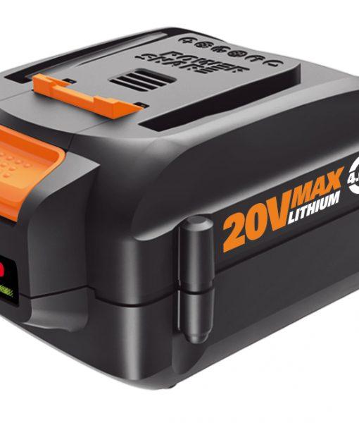 batteri worx 4,0